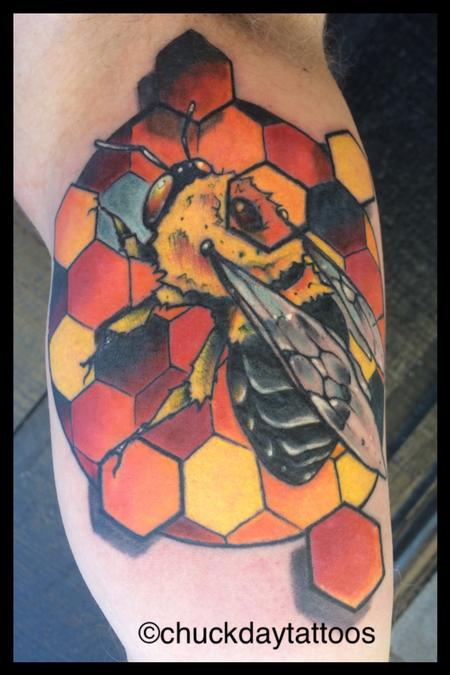 Tattoos - This is a cover-up on the inside of Nate's arm - 123017