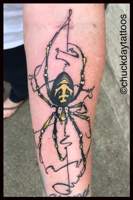 Tattoos - Spider Woman  - 129812