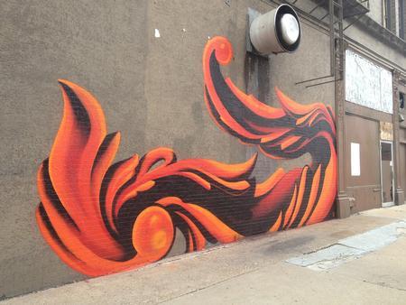 Tattoos - filigree graffiti - 70162