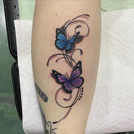 Shane Standifer - Butterflies