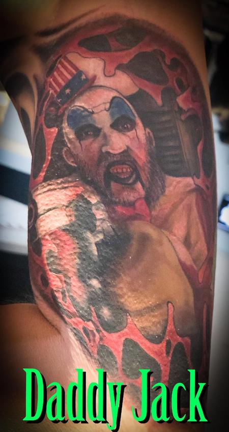 Tattoos - Captain Spaulding - 137748