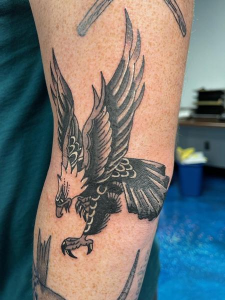 Tattoos - Eagle - 142752