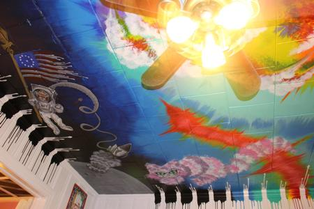 Tattoos - Ceiling Art - 125089