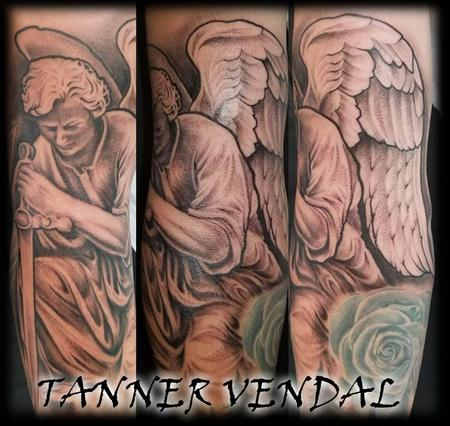 Tattoos - Archangel Michael ByTannerVendal - 133765