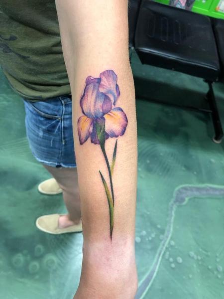 Tattoos - Iris - 139209