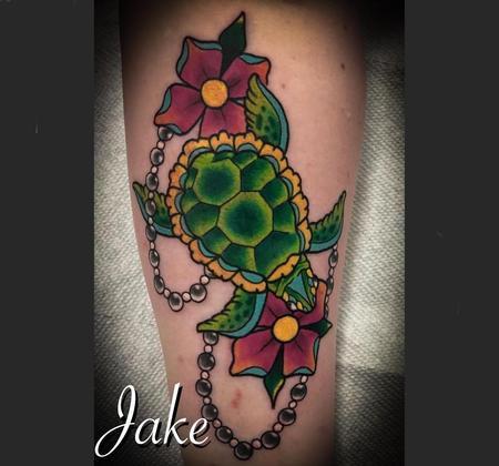 Tattoos - Sea Turtle - 139004