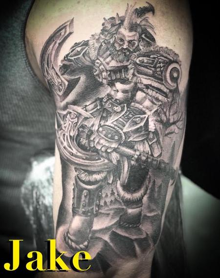 Tattoos - Viking - 138507