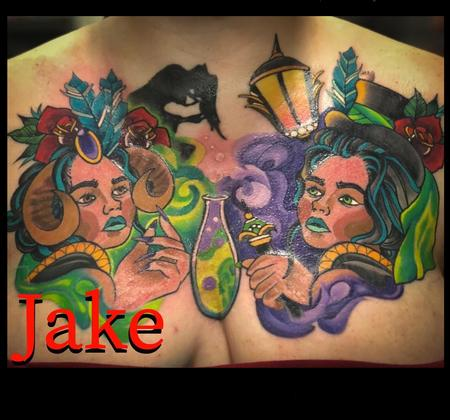 Tattoos - Jekyll and Hyde - 139006