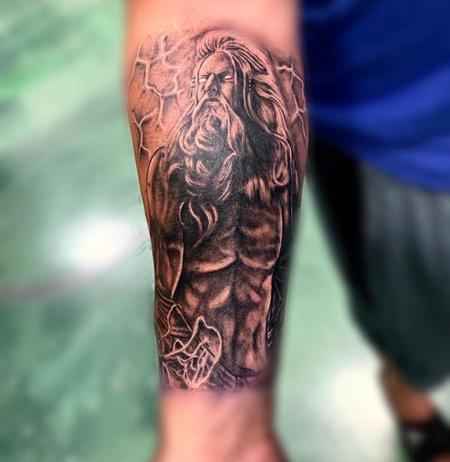 Tattoos - Zeus - 139557