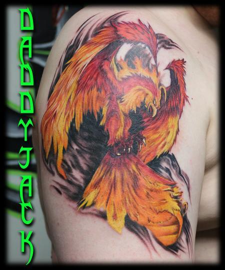Tattoos - Firey_Pheonix_byJack - 133364