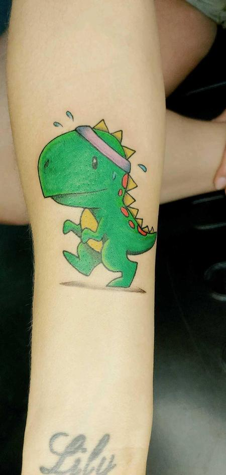 Tattoos - T-Rexercise - 139202
