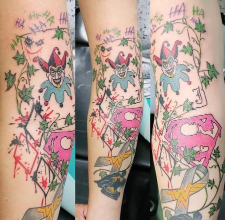 Tattoos - DC Comics - 139566