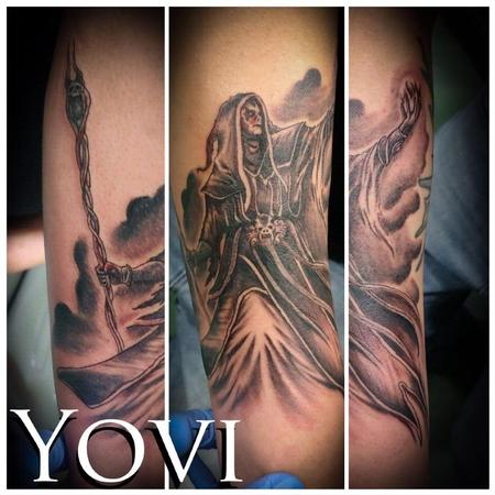Tattoos - Evil Wizard - 138062