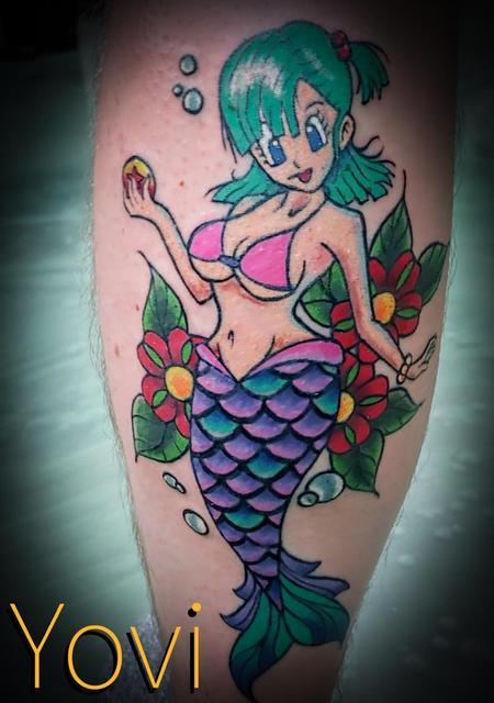 Yovanier Valentin - Mermaid
