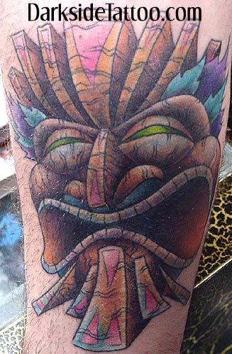Tattoos - Tiki  - 2401