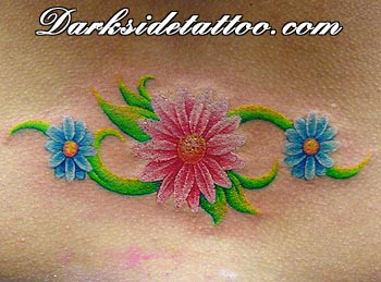 Tattoos - Flowers