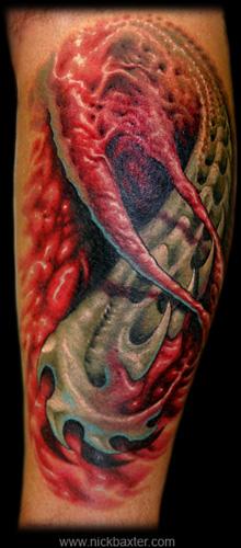 Tattoos - Collaborative Tattoo II - 5804