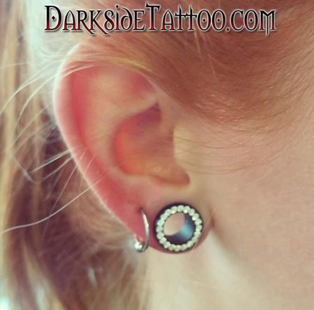 Tattoos - Second Earlobe Piercing - 106230