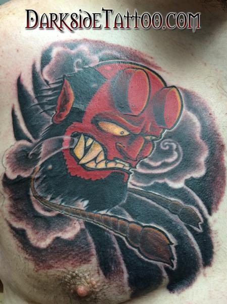Tattoos - Hellboy - 106552