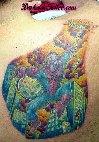 Tattoos - Spidey Rework - 2189