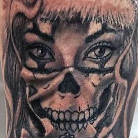 Tattoos - Evil Queen - 142473