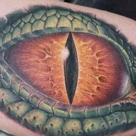Tattoos - Dragon's Eye - 131757