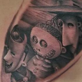 Tattoos - Lock, Stock, and Barrel - 142408