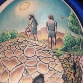 Tattoos - Allegory of the Cave - 140624