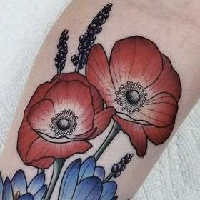 Tattoos - Flowers - 140634