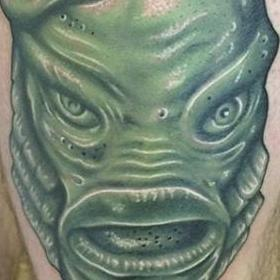 Tattoos - Creature from the Black Lagoon - 141777