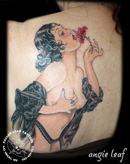 Tattoos - Vargas' Olive Tattoo Color - 107872