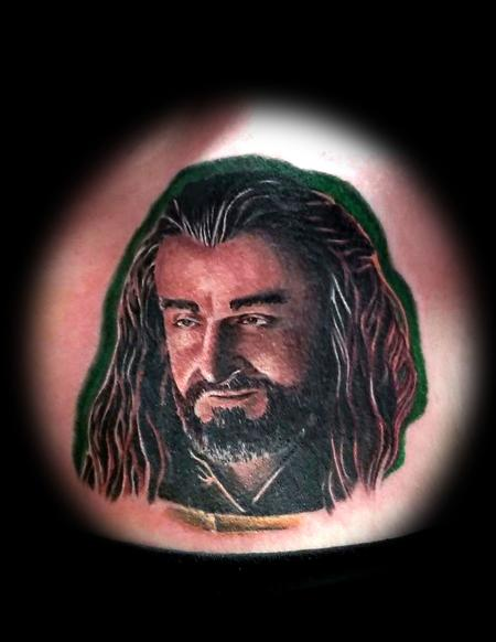 Thorin!!! Tattoo Design Thumbnail