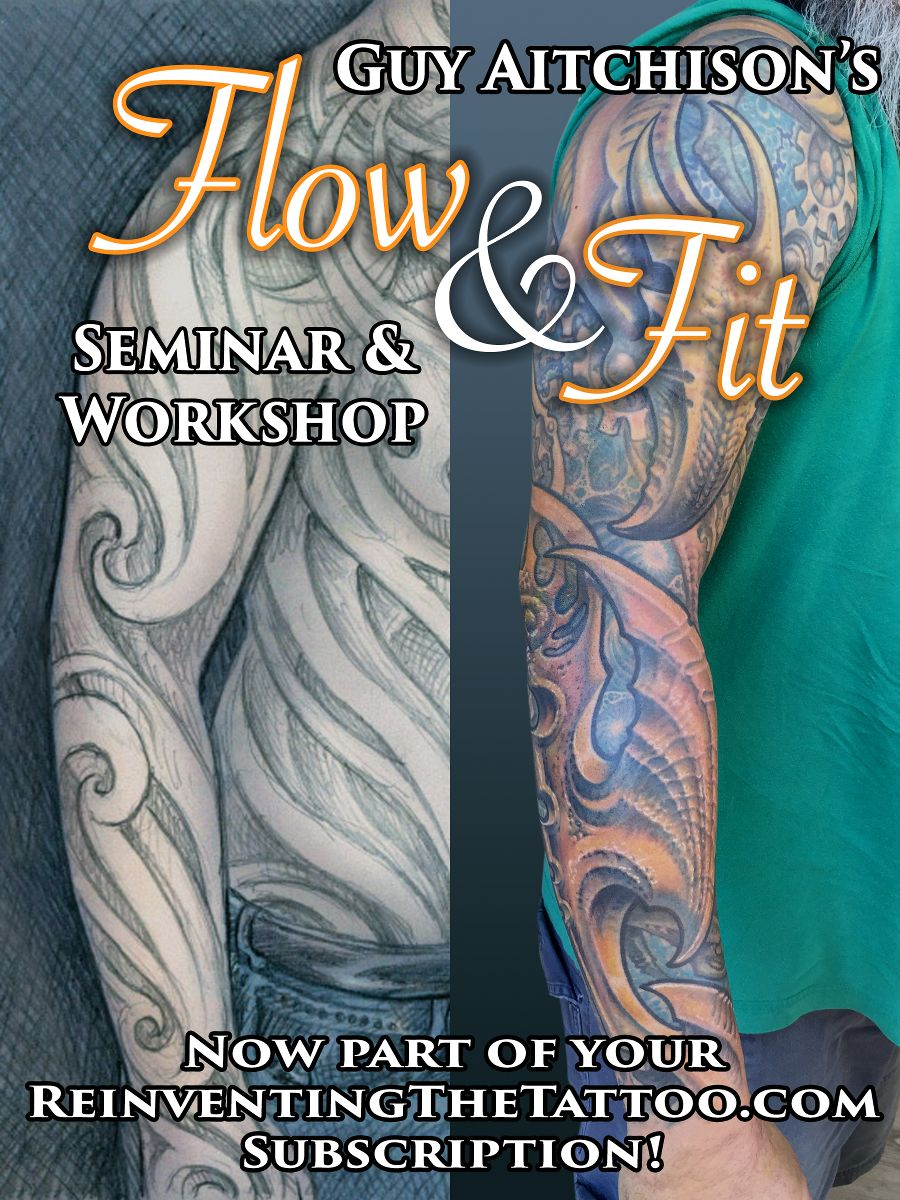 Guy Aitchison Reinventing The Tattoo 2 Pdf
