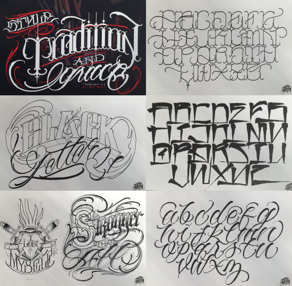 by justin quot big meas quot wilson letters big meas lettering eternal ink inc big meas style 969