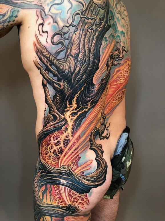 Tattoos - Tree - 140231