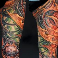 Tattoos - Hiro, Collaboration by DonMcDonald and Guy Aitchison - 72438