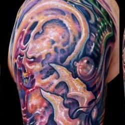 Tattoos - Collaboration by Robert Hernandez and Guy Aitchison - 72446