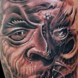 Tattoos - Collaboration by Robert Hernandez and Guy Aitchison - 72447