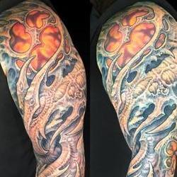 Tattoos - Eric Left Sleeve Web - 122023