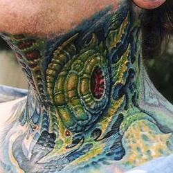 Tattoos - Collaboration by Don McDonald and Guy Aitchison - 72449