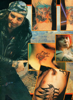 Tattoos - Tattoo Revue Magazine, 1990 - Page 3 - 71581
