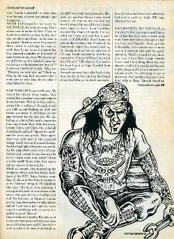 Tattoos - Tattoo Revue Magazine, 1990 - Page 6 - 71577