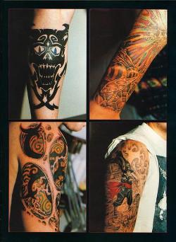 Tattoos - Tattoo Revue Magazine, 1992 - Page 3 - 71606