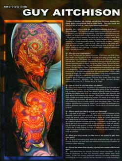 Tattoos - Needles, Ink., 2002, Page 2 - 72153