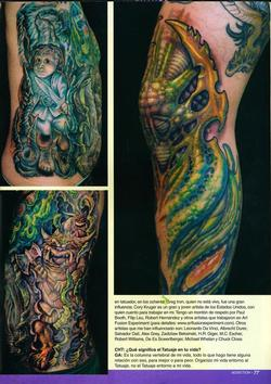 Tattoos - Argentina Feature, 2005, Page 6 - 72205