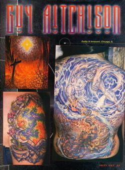 Tattoos - Skin Art feature, 1998, Page 2 - 72102
