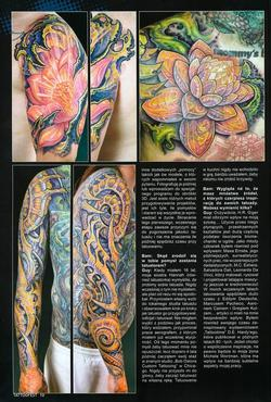 Tattoos - Poland Tattoofest Magazine, 2009, Page 3 - 72351