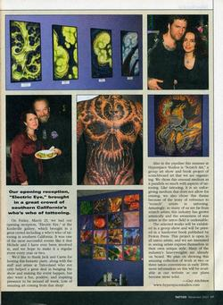 Tattoos - Tattoo Magazine, 2007, Page 2 - 72290