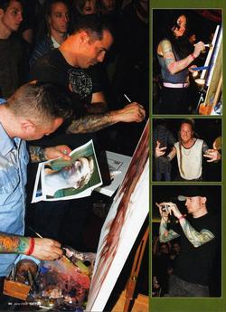 Tattoos - Tattoo Magazine, 2008, Page 5 - 72319