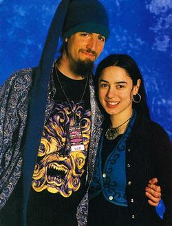Tattoos - Guy and Michele, Tattoo Magazine 1996 - 72101